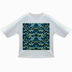 Trendy Chic Modern Chevron Pattern Infant/toddler T Shirts
