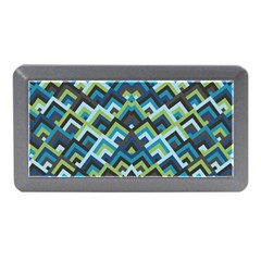 Trendy Chic Modern Chevron Pattern Memory Card Reader (Mini)