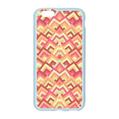 Trendy Chic Modern Chevron Pattern Apple Seamless iPhone 6 Case (Color)