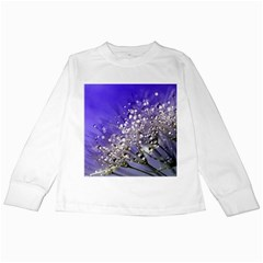 Dandelion 2015 0705 Kids Long Sleeve T-Shirts