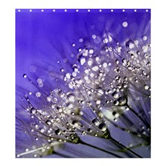 Dandelion 2015 0705 Shower Curtain 66  x 72  (Large)