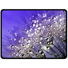 Dandelion 2015 0705 Fleece Blanket (Large)