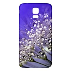 Dandelion 2015 0705 Samsung Galaxy S5 Back Case (white)