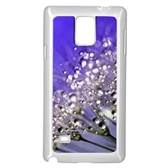 Dandelion 2015 0705 Samsung Galaxy Note 4 Case (White)