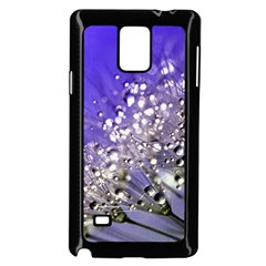Dandelion 2015 0705 Samsung Galaxy Note 4 Case (Black)