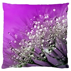 Dandelion 2015 0707 Standard Flano Cushion Cases (two Sides)