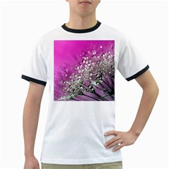 Dandelion 2015 0708 Ringer T Shirts