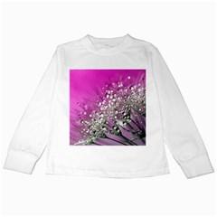 Dandelion 2015 0708 Kids Long Sleeve T Shirts