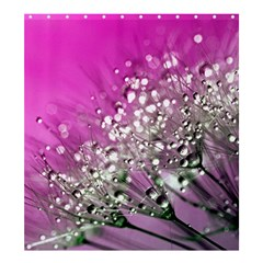 Dandelion 2015 0708 Shower Curtain 66  x 72  (Large)