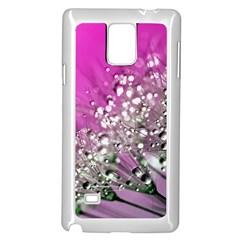 Dandelion 2015 0708 Samsung Galaxy Note 4 Case (White)