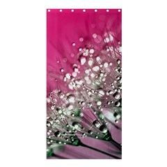 Dandelion 2015 0709 Shower Curtain 36  x 72  (Stall)