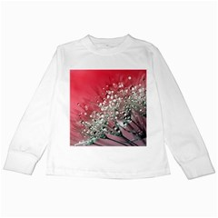 Dandelion 2015 0710 Kids Long Sleeve T-Shirts