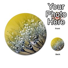 Dandelion 2015 0713 Multi Purpose Cards (round)