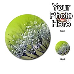 Dandelion 2015 0714 Multi Purpose Cards (round)