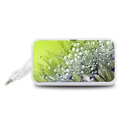 Dandelion 2015 0714 Portable Speaker (White)
