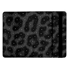 Black Cheetah  Samsung Galaxy Tab Pro 12 2  Flip Case