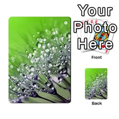 Dandelion 2015 0715 Multi-purpose Cards (Rectangle)