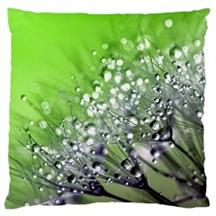 Dandelion 2015 0715 Large Cushion Cases (two Sides)