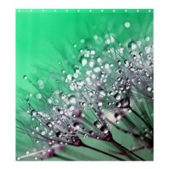 Dandelion 2015 0718 Shower Curtain 66  x 72  (Large)