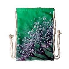 Dandelion 2015 0718 Drawstring Bag (Small)