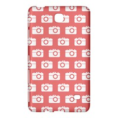 Modern Chic Vector Camera Illustration Pattern Samsung Galaxy Tab 4 (8 ) Hardshell Case
