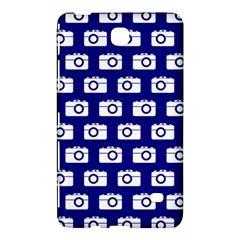 Modern Chic Vector Camera Illustration Pattern Samsung Galaxy Tab 4 (7 ) Hardshell Case