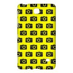 Modern Chic Vector Camera Illustration Pattern Samsung Galaxy Tab 4 (8 ) Hardshell Case
