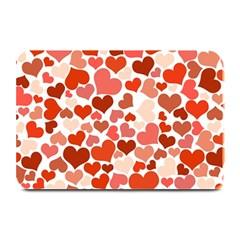 Heart 2014 0901 Plate Mats
