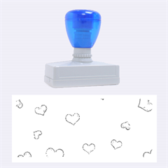 Heart 2014 0901 Rubber Stamps (large)