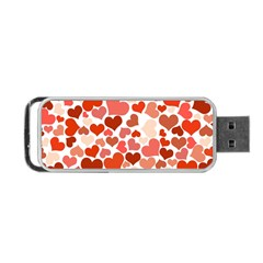 Heart 2014 0901 Portable Usb Flash (one Side)