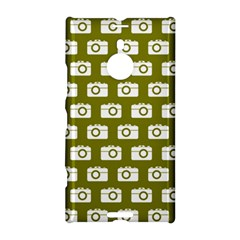 Modern Chic Vector Camera Illustration Pattern Nokia Lumia 1520