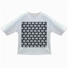 Modern Chic Vector Camera Illustration Pattern Infant/Toddler T-Shirts