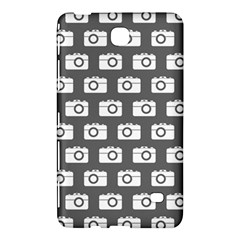 Modern Chic Vector Camera Illustration Pattern Samsung Galaxy Tab 4 (7 ) Hardshell Case