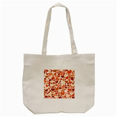 Heart 2014 0902 Tote Bag (Cream)