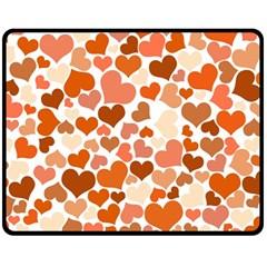 Heart 2014 0902 Fleece Blanket (Medium)