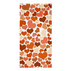 Heart 2014 0902 Shower Curtain 36  x 72  (Stall)