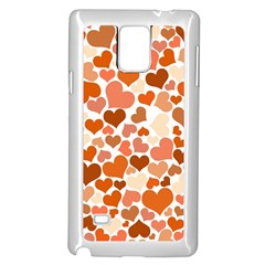 Heart 2014 0902 Samsung Galaxy Note 4 Case (White)