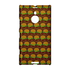 Burger Snadwich Food Tile Pattern Nokia Lumia 1520