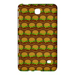 Burger Snadwich Food Tile Pattern Samsung Galaxy Tab 4 (8 ) Hardshell Case
