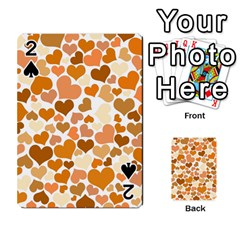 Heart 2014 0903 Playing Cards 54 Designs