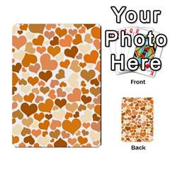 Heart 2014 0903 Multi-purpose Cards (Rectangle)