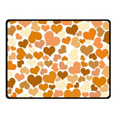 Heart 2014 0903 Fleece Blanket (small)