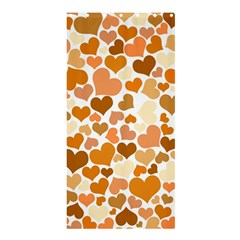 Heart 2014 0903 Shower Curtain 36  x 72  (Stall)