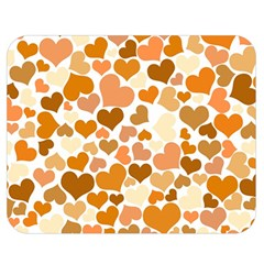 Heart 2014 0903 Double Sided Flano Blanket (Medium)