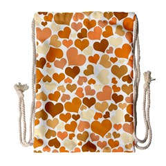 Heart 2014 0903 Drawstring Bag (large)