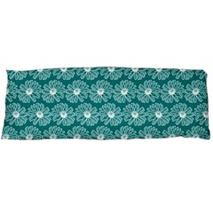 Gerbera Daisy Vector Tile Pattern Body Pillow Cases (dakimakura)