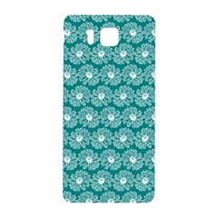 Gerbera Daisy Vector Tile Pattern Samsung Galaxy Alpha Hardshell Back Case