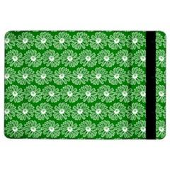 Gerbera Daisy Vector Tile Pattern iPad Air 2 Flip