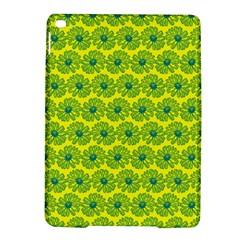 Gerbera Daisy Vector Tile Pattern Ipad Air 2 Hardshell Cases