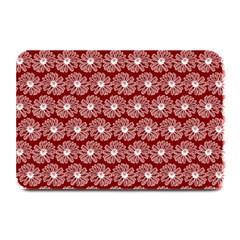 Gerbera Daisy Vector Tile Pattern Plate Mats